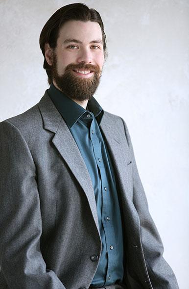 Voice instructor Matthew Scrivner