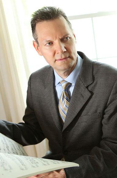 School Director and Piano Instructor Scott Smith
