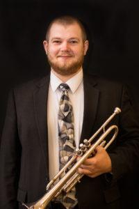 Trumpet teacher Andrew Stadler