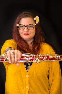 Oboe and Bassoon teacher Wendy